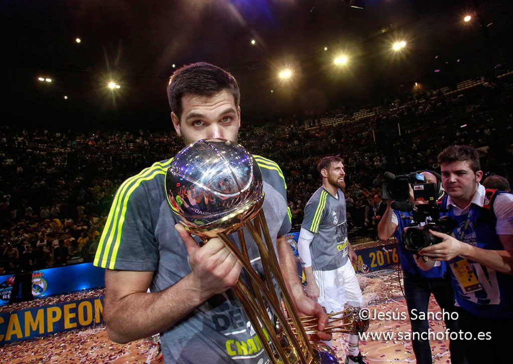 Baloncesto Copa del Rey Real Madrid