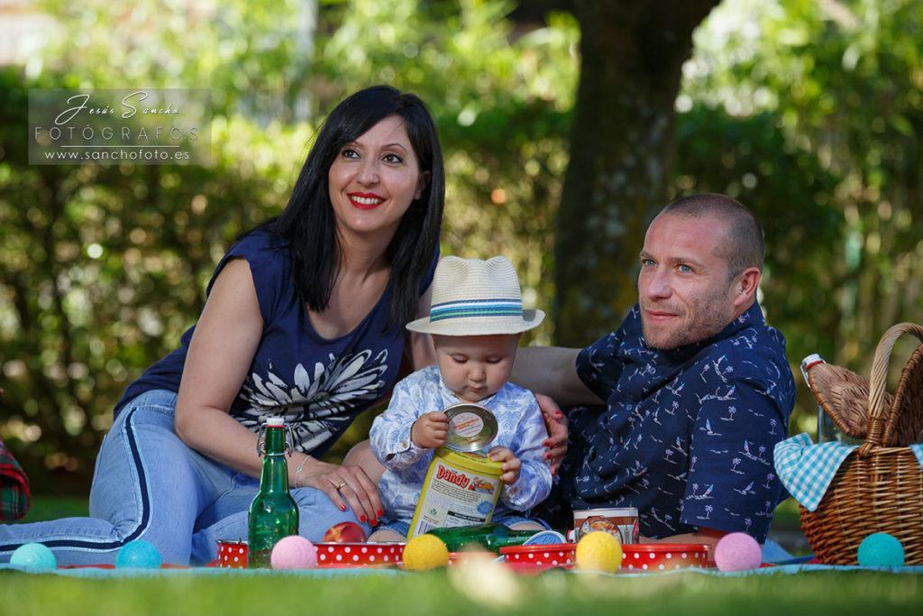 Sesión fotos familia. Bonoregalo fotógrafo A Coruña