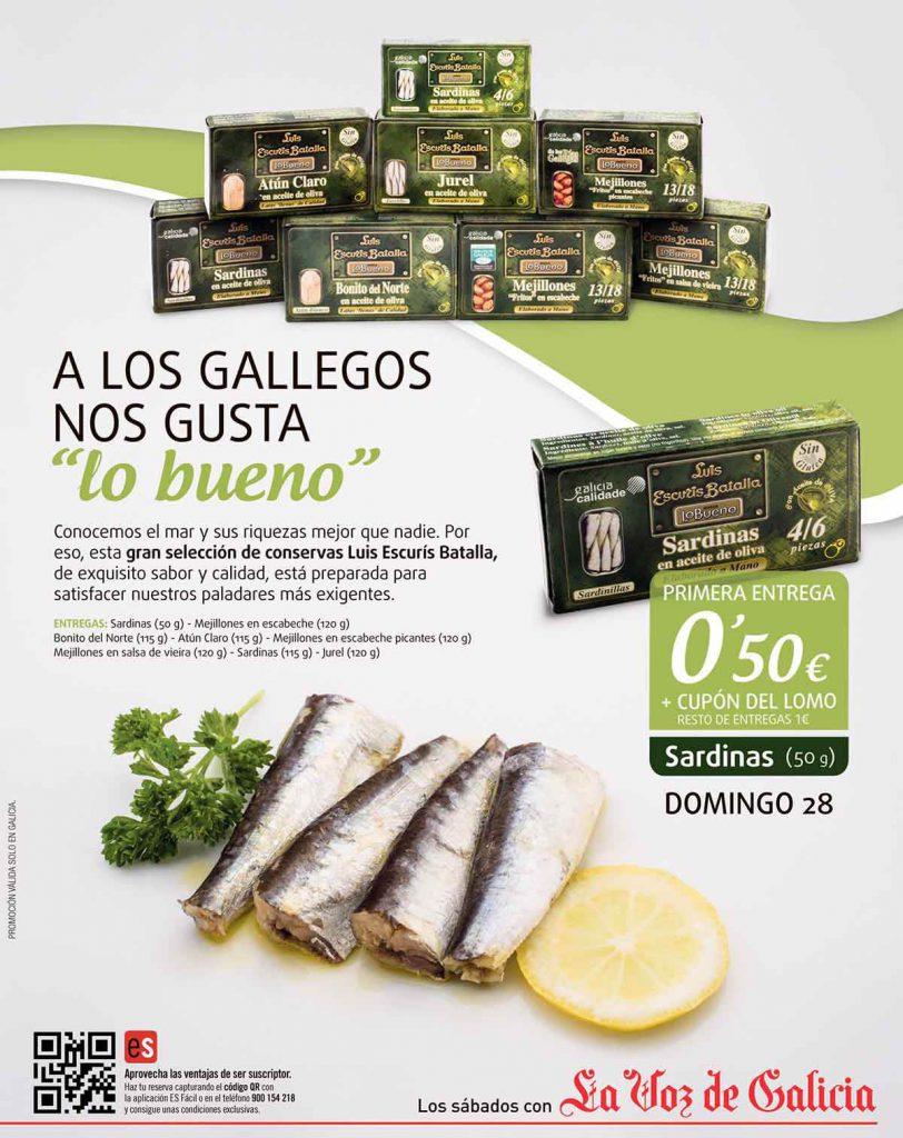 conservas sardinas fotografo publicidad y producto a coruña galicia